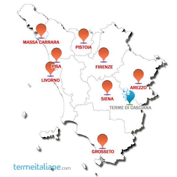 Termeitaliane.com | Centro termale terme di casciana