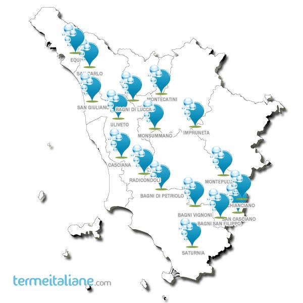 Termeitaliane.com | Terme toscana | Cure termali toscana