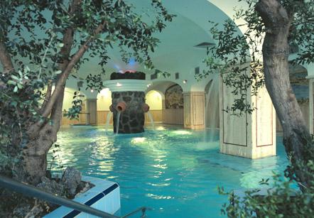 Hotel felix ischia isola d ischia for Finestra termale