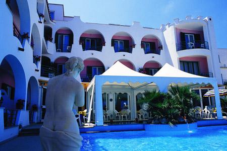 Hotel solemar terme ischia isola d - Bagno italia ischia ...